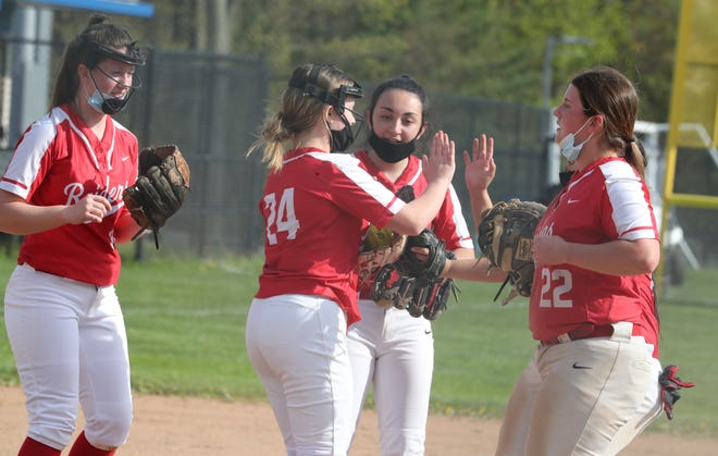 North Rockland defeated Clarkstown South in the Section 1 Class AA quarterfinals on Monday.