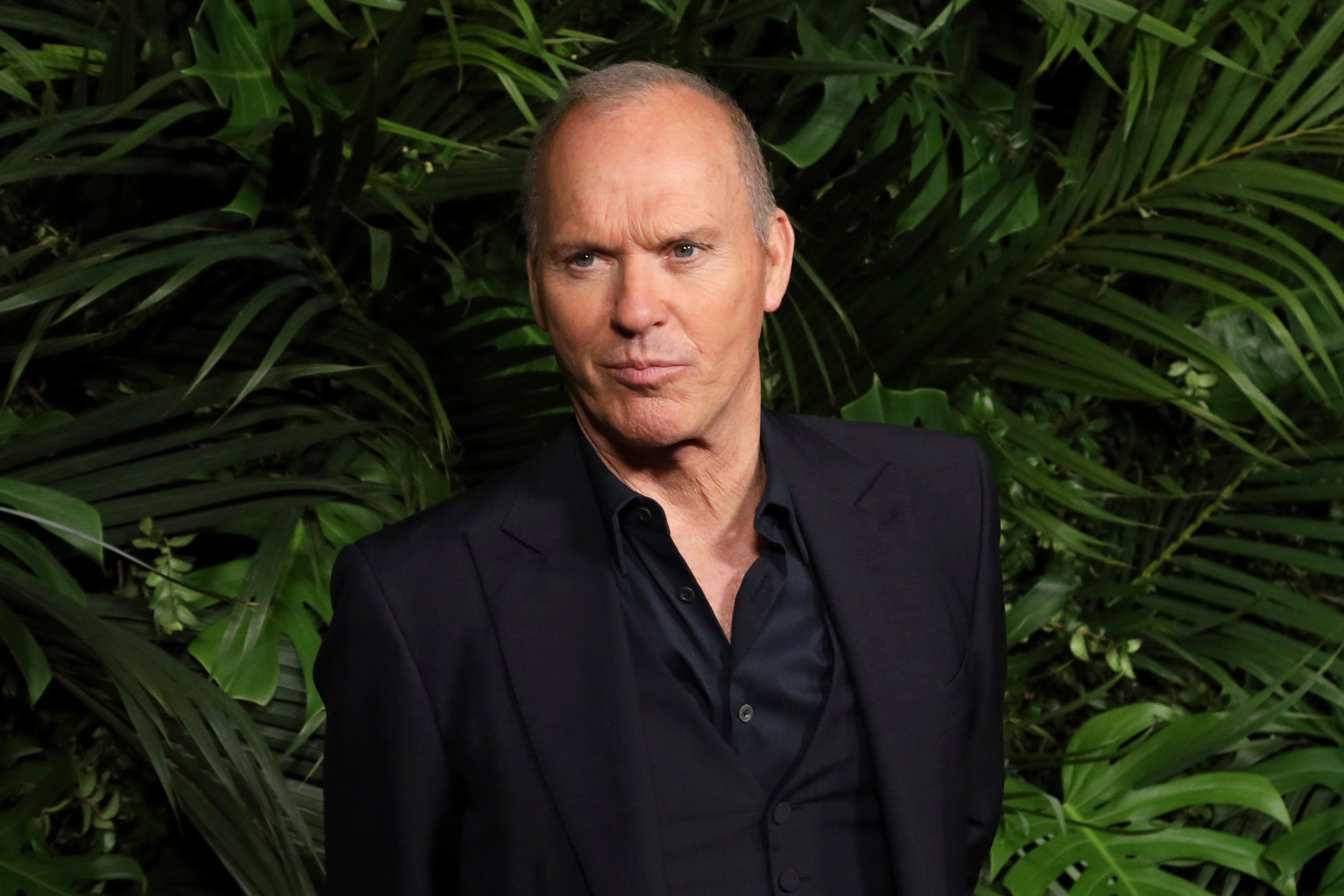 Michael Keaton in Los Angeles in 2020.