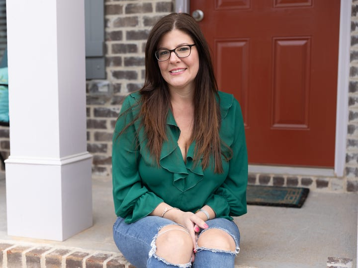 Dennise Cacho, 43, a human resources benefits counselor, from Dallas, Ga. sold her last home with Opendoor, a real estate tech company that makes instant offers on homes.