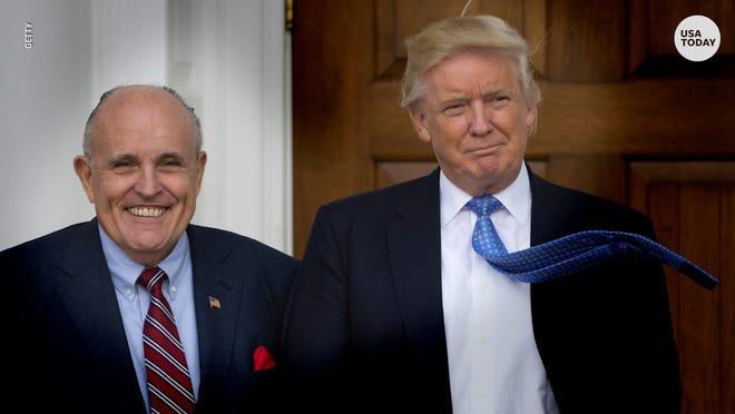 Feds raid Rudy Giuliani's apartment to investigate Ukraine dealings