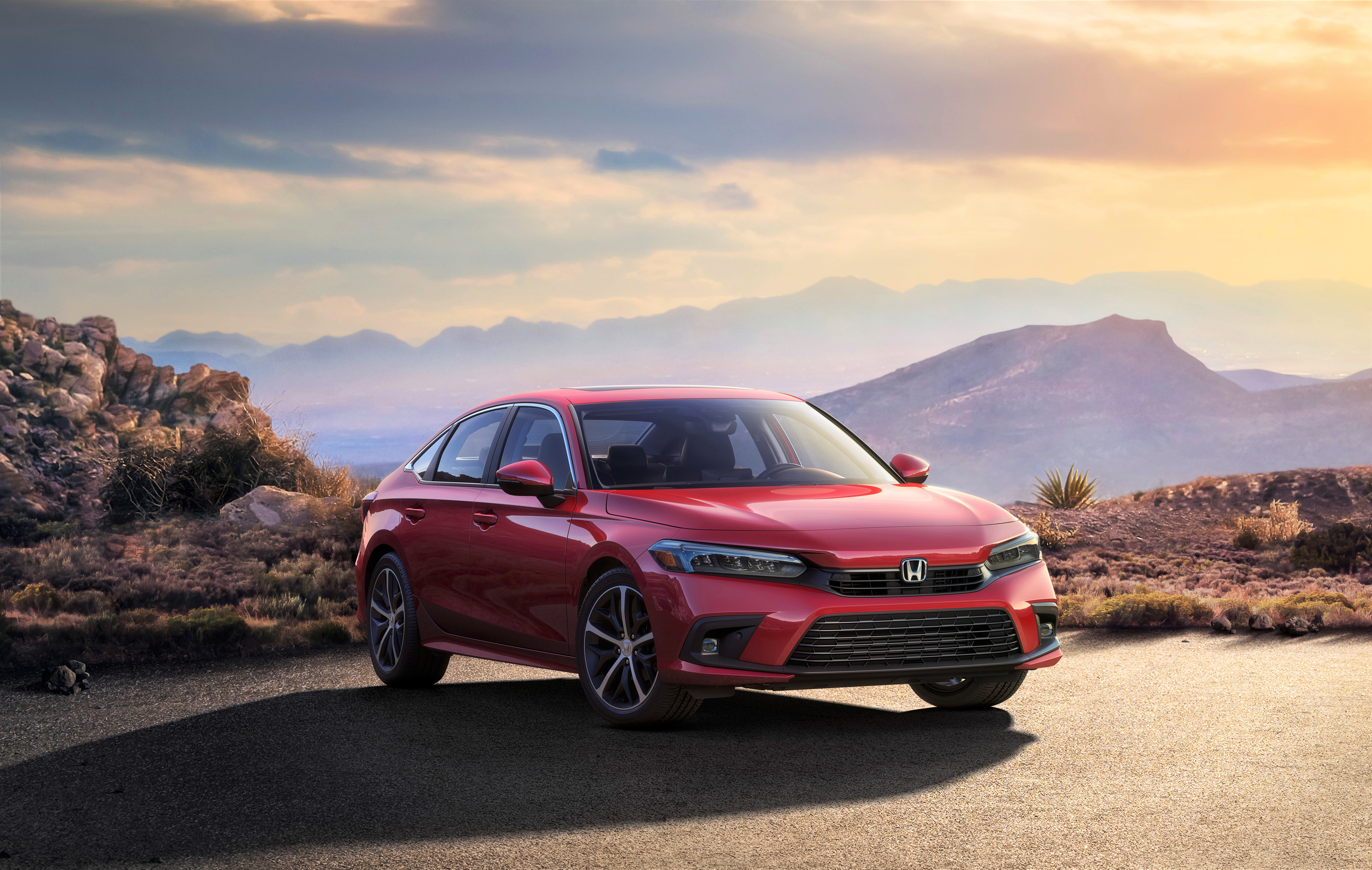 2022 Honda Civic: Honda redesigns compact car
