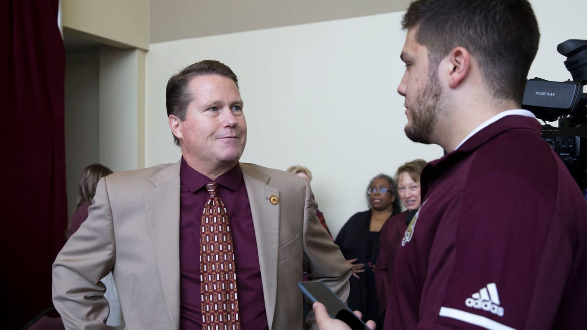 Texas State notebook: Larry Teis to step down as Bobcats athletic director