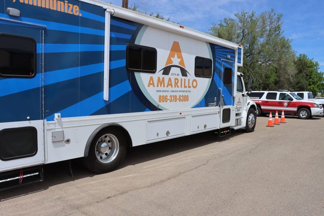 The city of Amarillo has continued to host mobile COVID-19 vaccination clinics, as well as its walk-in clinic at the Amarillo Civic Center Complex.