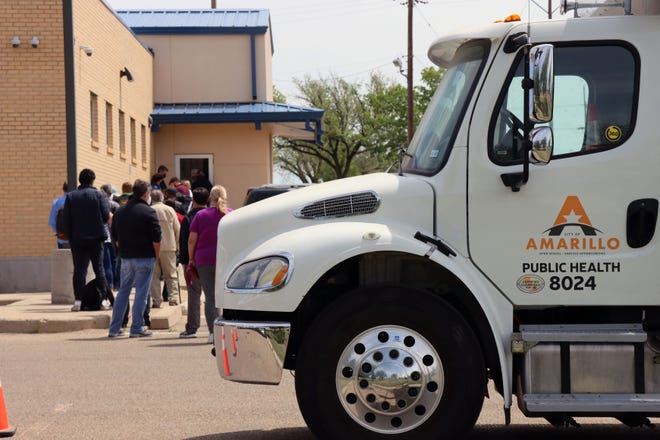 The Amarillo Public Health Department opens its first mobile COVID-19 vaccination clinic Thursday at the Charles E. Warford Activity Center. Other dates and locations are set throughout May and June.