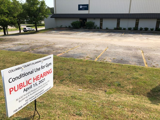 A buyer for a 20,000-square-foot warehouse on North Belair Road in Columbia County wants to use the property to house a baseball and softball training franchise.