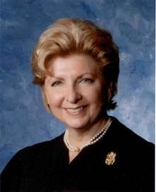 """Pearl S. Buck International will honor U.S. District Court Judge Cynthia M. Rufe as """"Woman of Influence"""" for 2021 at dinner and award reception on June 24, held at the organization's historic site in Hilltown Township."""