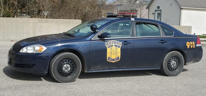 The Cheboygan Department of Public Safety will be taking its Chevrolet Impala out of service when the department purchases a 2021 Dodge Ram SSV pickup with grant funding from the United States Department of Agriculture.