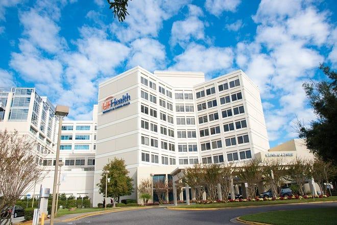 UF Health Jacksonville's Springfield campus.