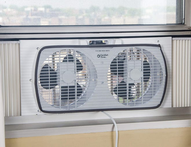 Window fans are the most cost-effective fans and can be used in various ways to maximize their cooling potential.
