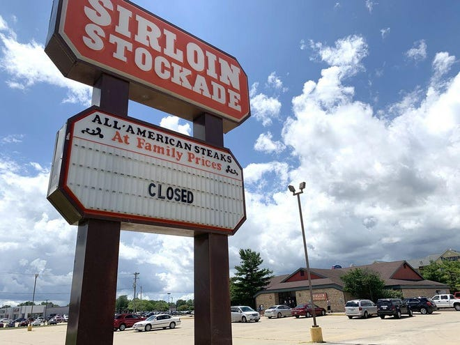 Sirloin Stockade, 2200 N. Henderson St., closed after business July 23, 2019.