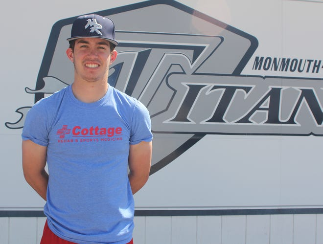 Monmouth-Roseville senior Jack Thompson will continue in sports as a student, manager at Arizona State University.