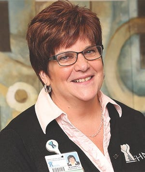 Kathryn J. Martinez, is FHN executive vice president and chief operating officer/chief nursing officer.