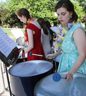 After an enforced hiatus of a year-and-a-half,Bethel College's Steel Drum Band will present an in-person concert on campus.