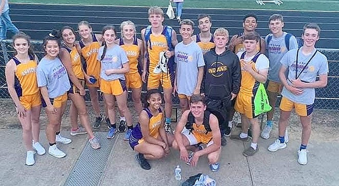 The Anacoco Indians and Lady Indians will be well-represented at next week's Class B state championships after qualifying a number of athletes at the Region II-B meet on Monday in Tioga.