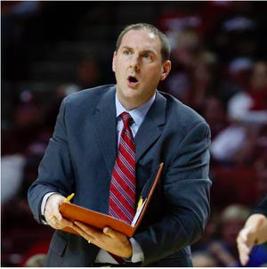 Chad Thrailkill spent 16 seasons with the OU women's basketball program before leaving in 2019.