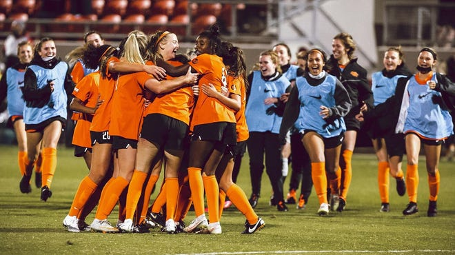 The OSU soccer team begins play in the NCAA Tournament against South Alabama on Friday.