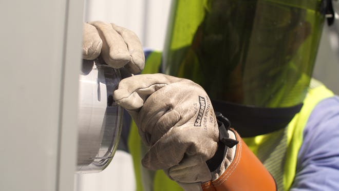 Duke Energy has upgraded nearly 2 million Florida customers to smart meters.