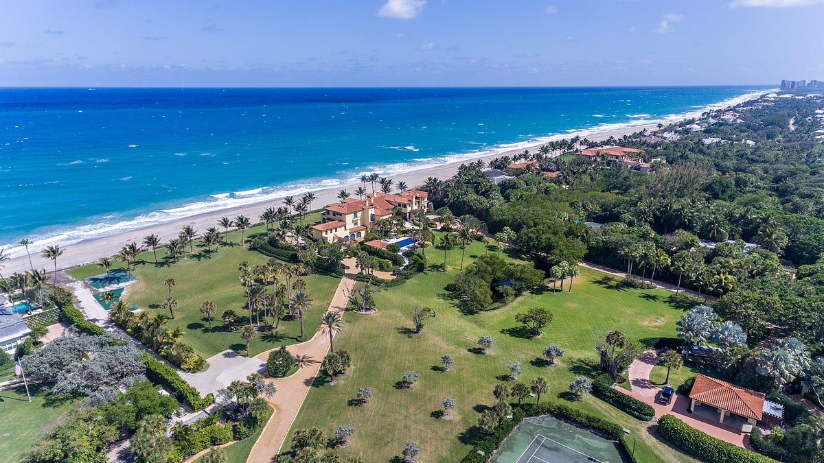 Palm Beach agents handled Ellison's $80M deal in Seminole Landing