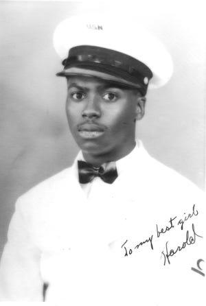 Harold E. Ward PO1 USN ret.