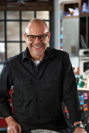 """The Food Network star brings his """"Alton Brown Live – Beyond The Eats"""" tour to PPAC in October."""