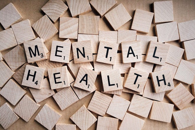 Mental health not only affects those suffering but also those around them. One in five people have mental illness, but that statistic has increased recently with some experts saying three in five people may suffer from mental illness.