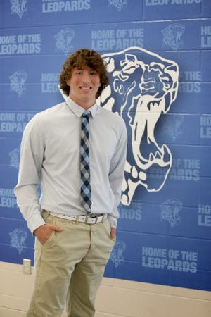 Ryan Aljancic of Louisville High School is a Canton Repository Stark State College Teen of the Month for April.