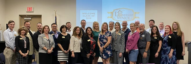 The Class of 2020 has graduated from Leadership Venice, a program run by the Venice Area Chamber of Commerce.