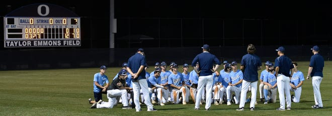 The Out-of-Door Academy baseball team will be home Friday against Fort Myers Evangelical Christian in the regional quarterfinal.