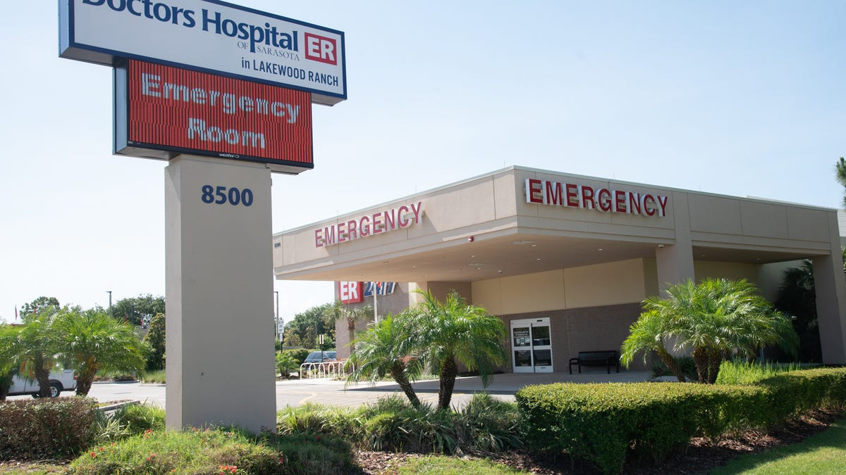 Doctors Hospital of Sarasota settles dispute with FDOT over hospital highway signs