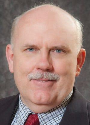 Sangamon County Treasurer Tom Cavanagh, Dec. 20, 2010.