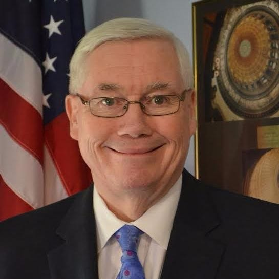 Bill Houlihan, Sangamon County Democratic Party chair
