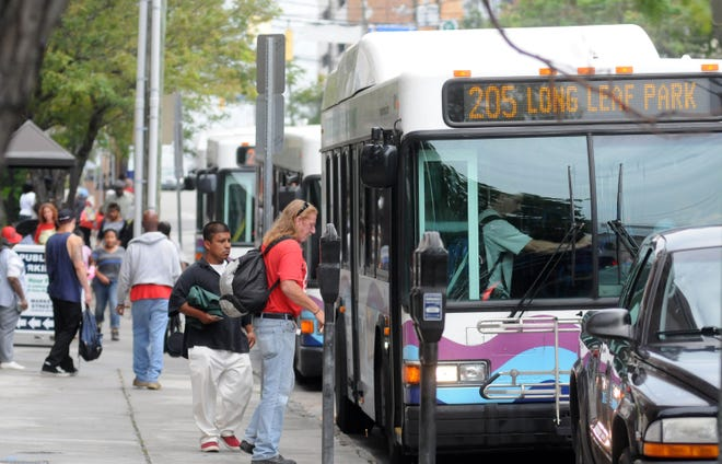 Investing in the WAVE transit system was a point of discussion earlier this week during a joint meeting of the New Hanover County Commission and the Wilmington City Council. One option for funding the investment could increase sales taxes.