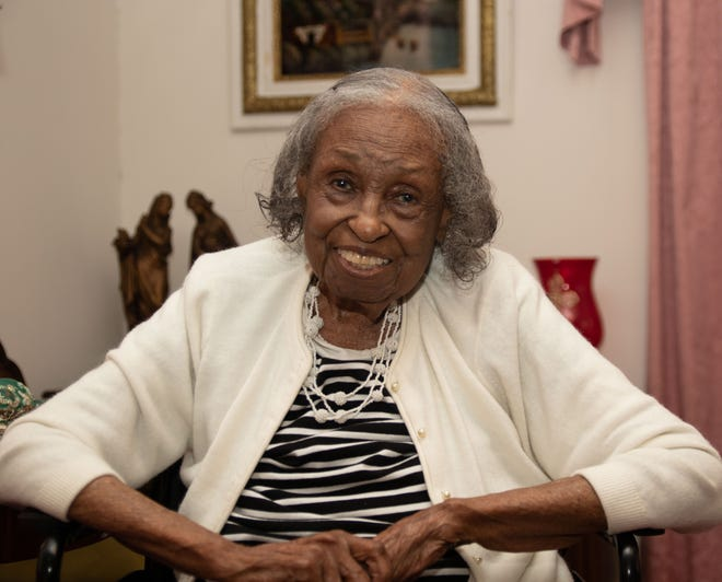 105-year-old Ruby Mae Kornegay has seen a lot of things from the Depression to Jim Crow to two World Wars, but she says she has never seen the kind of hostility that she sees today between Blacks and police.