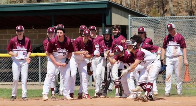 The Killingly baseball team is off to its first 8-0 start in school history.