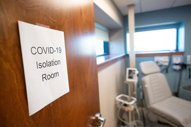 Our podcast breaks down the latest news as COVID-19 cases in the state have begun rising again after months of decline.