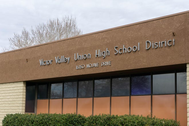 Victor Valley Union High School District.