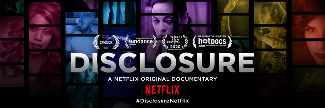 "The film, ""Disclosure,""  will discussed on May 22 at 7 p.m. via Zoom. Participants must watch the film on their own ahead of time."