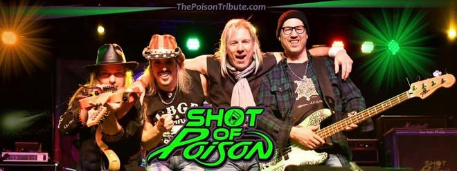 """Shot of Poison is slated to appear on the TV show, """"Clash of the Tributes."""""""