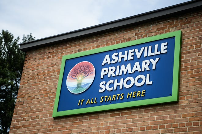 The Asheville City Board of Education will vote on the closure of Asheville Primary School during its May 24 meeting.