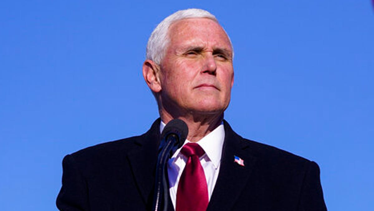 Pence steps out from Trump's shadow as he tests waters for 2024 2