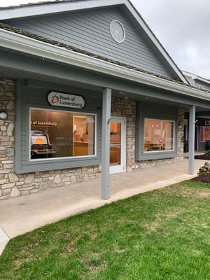Bank of Luxemburg has a new location in Fish Creek, the second location in Door County.