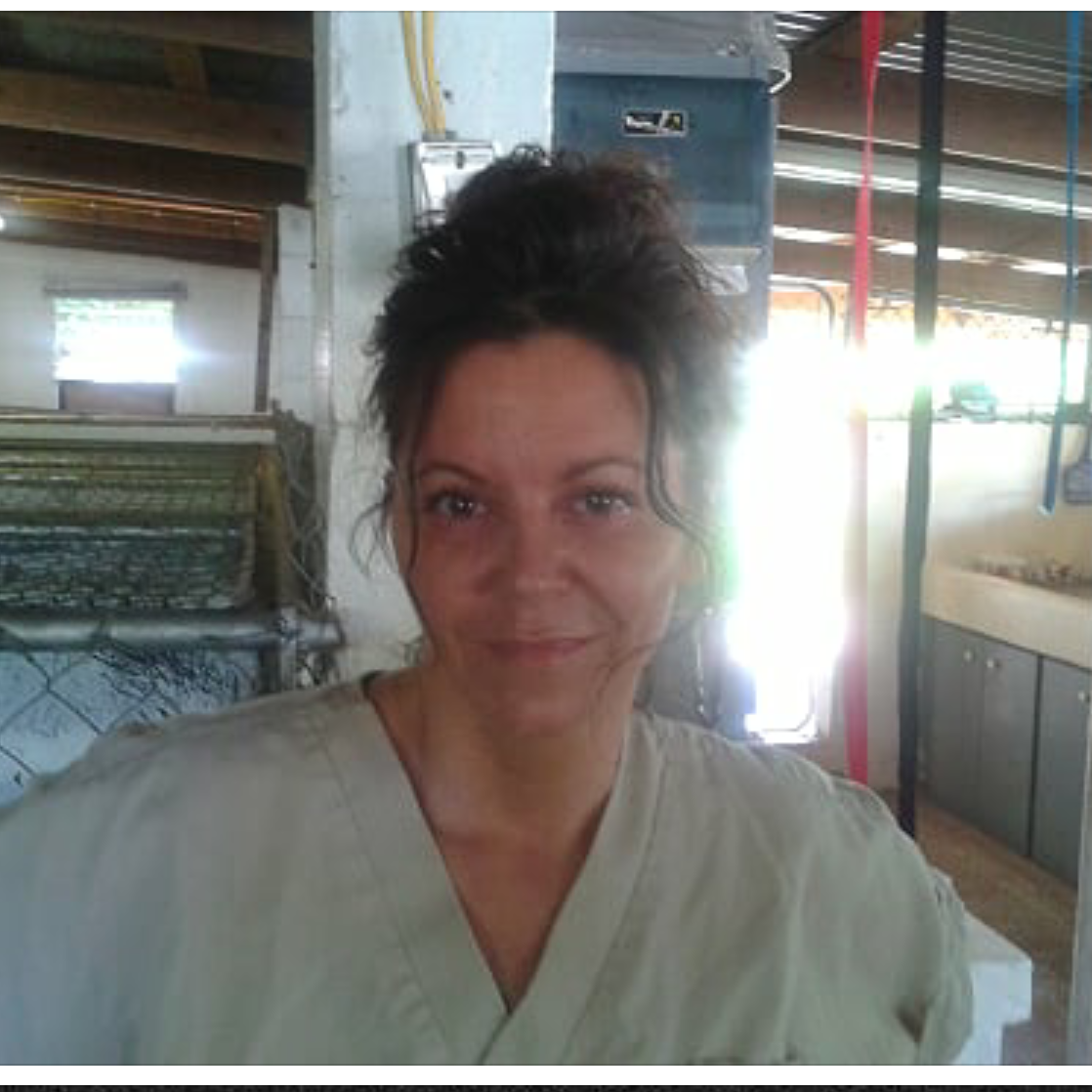 Dr. Lisa Silk has made animals and their well-being her life's work. She owns Isa Veterinary Clinic in Asan.