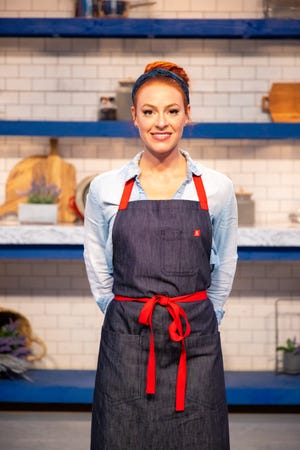 Contestant Jaclyn Joseph portrait, as seen on Best Baker in America, Season 4.