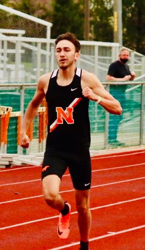 Northville junior sprinter Ty Schembri has aspirations to run at the Division 1 college level.