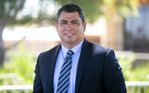 Tolleson City Manager Reyes Medrano is one of the few Latinocity managers in a Valley that is 31% Latino.