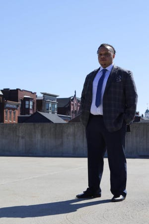 Chris Velez, a candidate for York City Council.