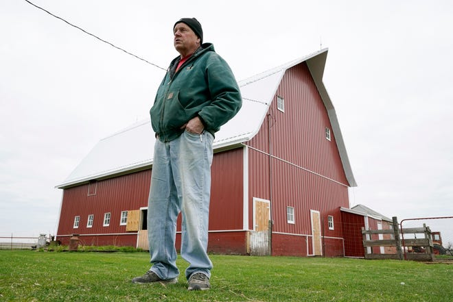 In 43 years of farming, Morey Hill has seen crop-destroying weather, rock-bottom prices, trade fights and surges in government aid,  but not until last year had he endured it all in one season.