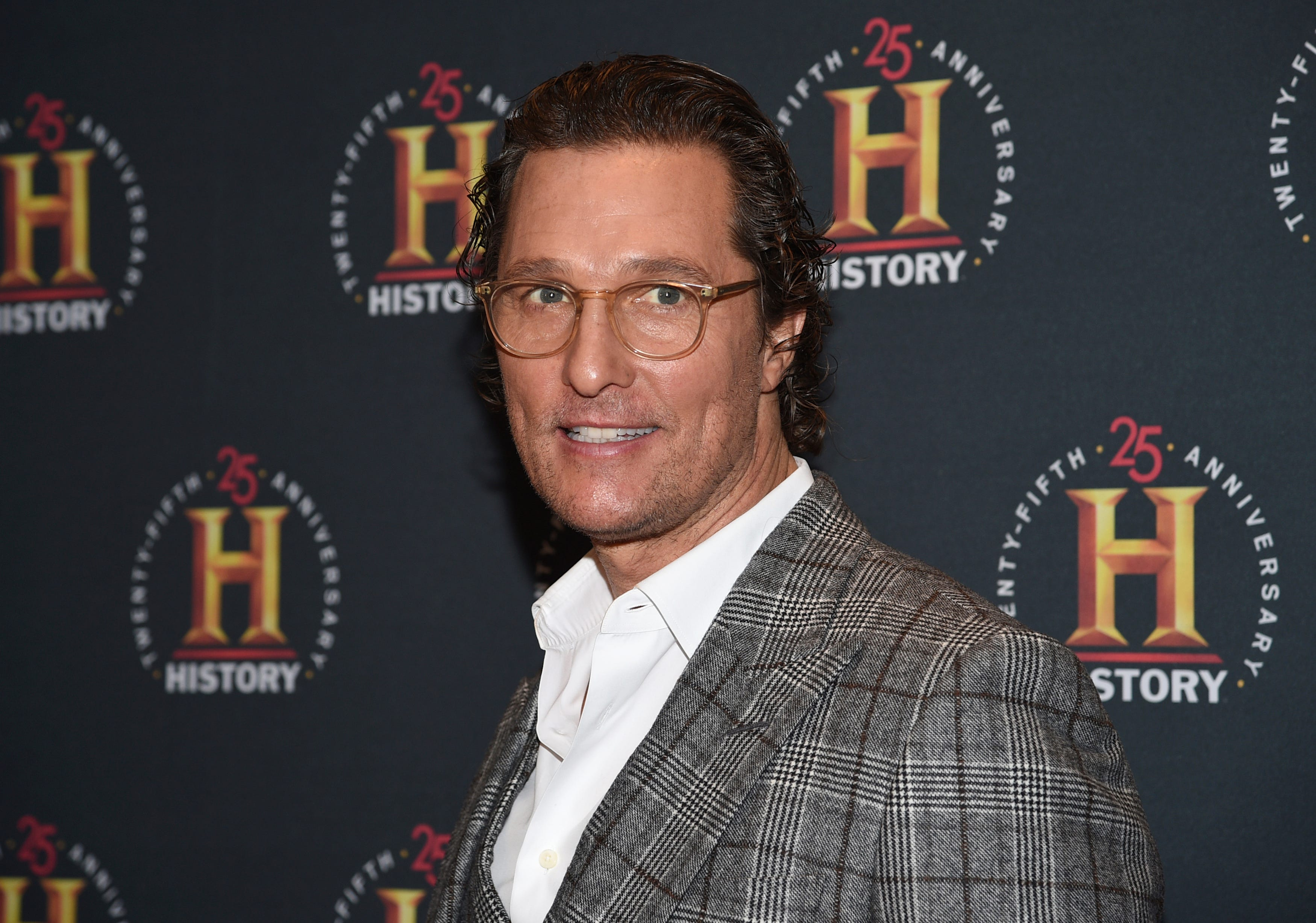 Matthew McConaughey says America is  going through puberty  on July 4th:  This is just a reality