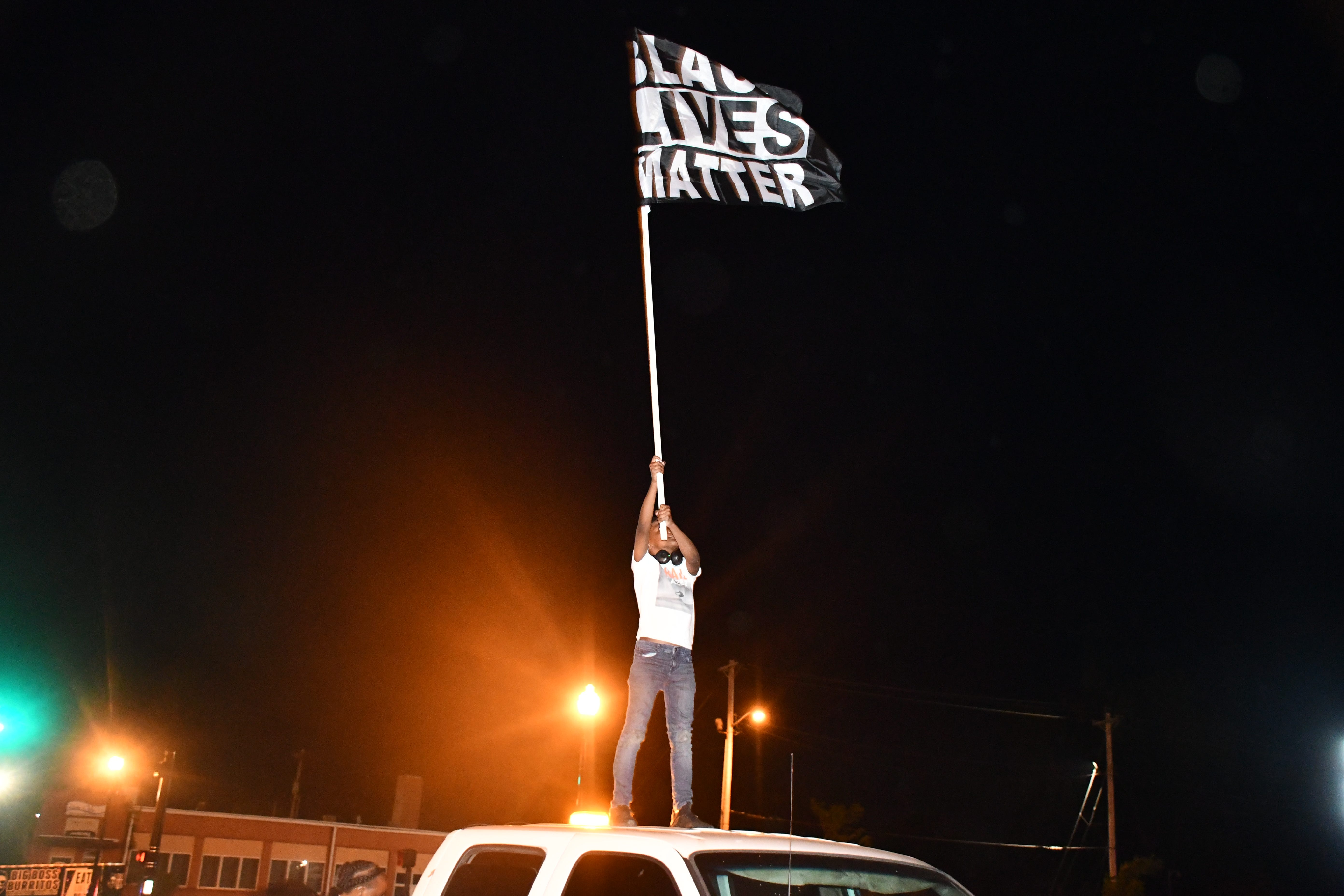 Release the tapes : Protesters demand footage after Sheriff identified deputies involved in fatal shooting of Andrew Brown Jr.
