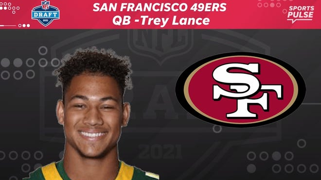 49ers' Trey Lance pick was NFL draft's ultimate bold QB move